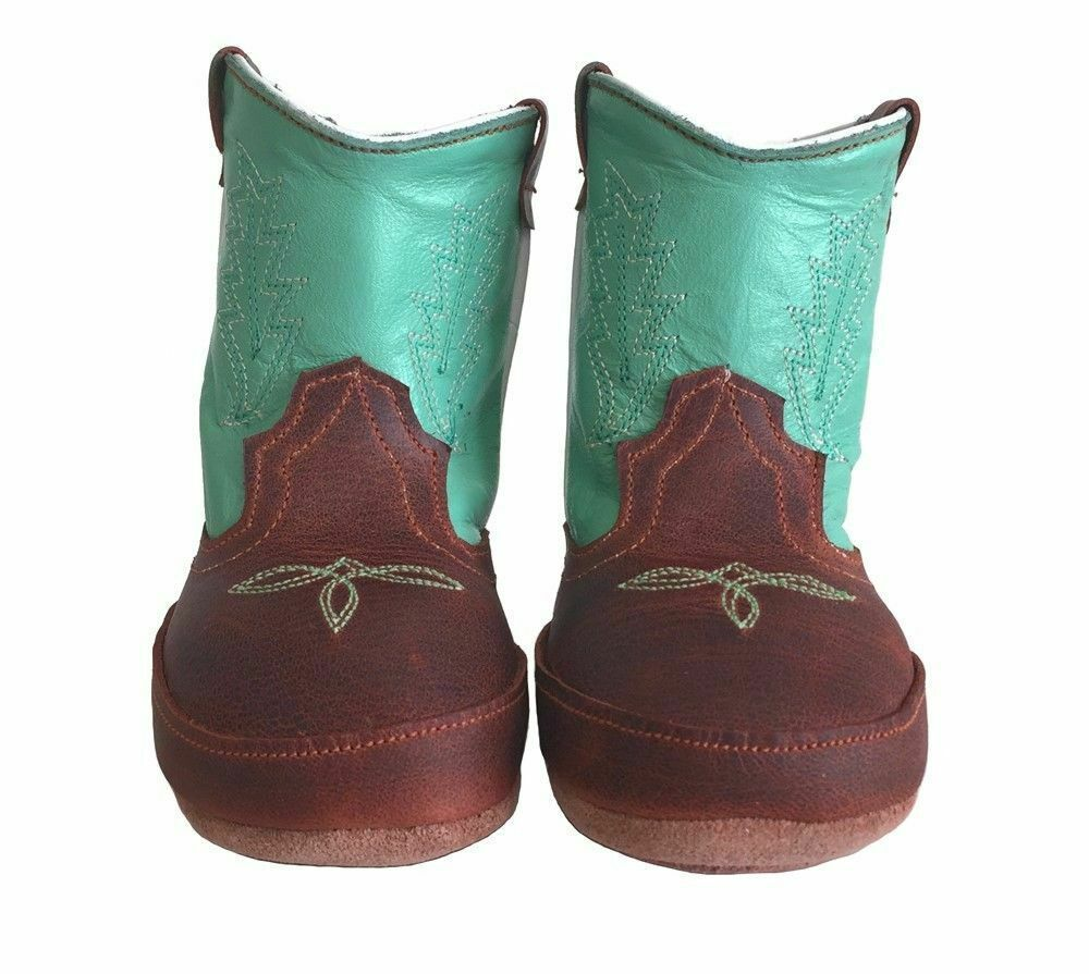 15108201eb5 EBay Sponsored Baby Infant Toddler Cowgirl Boots Soft Genuine