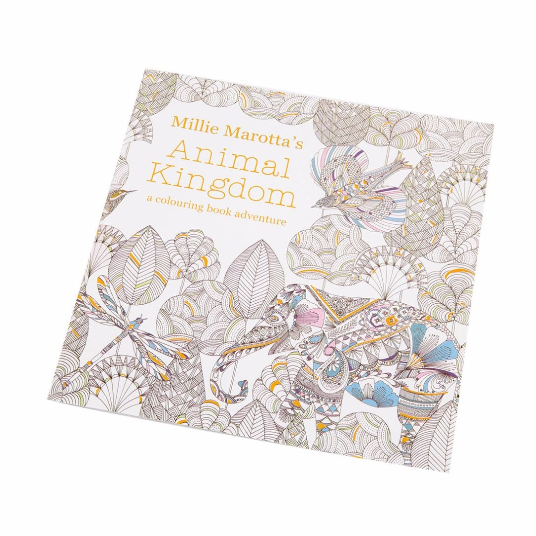 Animal Kingdom 12Pages Coloring Book, 50% discount @ PatPat Mom ...
