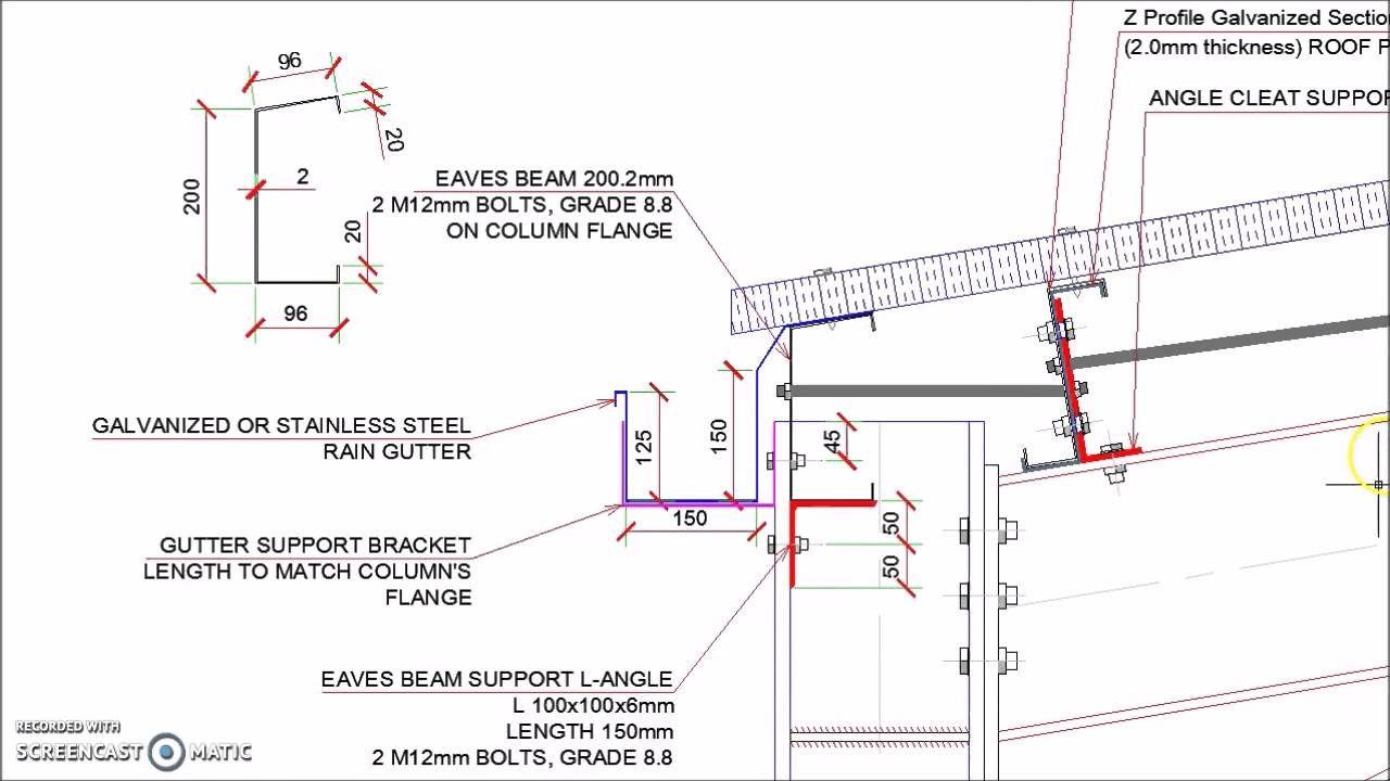 Image Result For Steel Portal Frame Design 534
