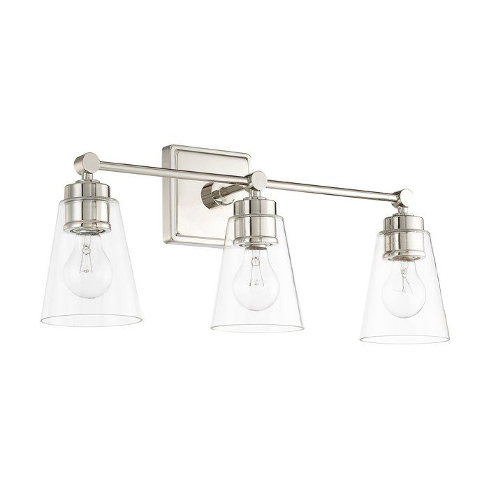 Mahgreb 3 Light Vanity