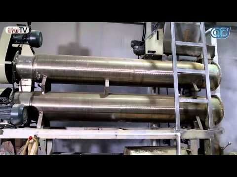 Feed machinery manufacturer video by arabic language