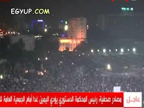 بشار الأسد يهنئ الشعب المصري ورد قوي من المذيع الشجاع Enjoyment World