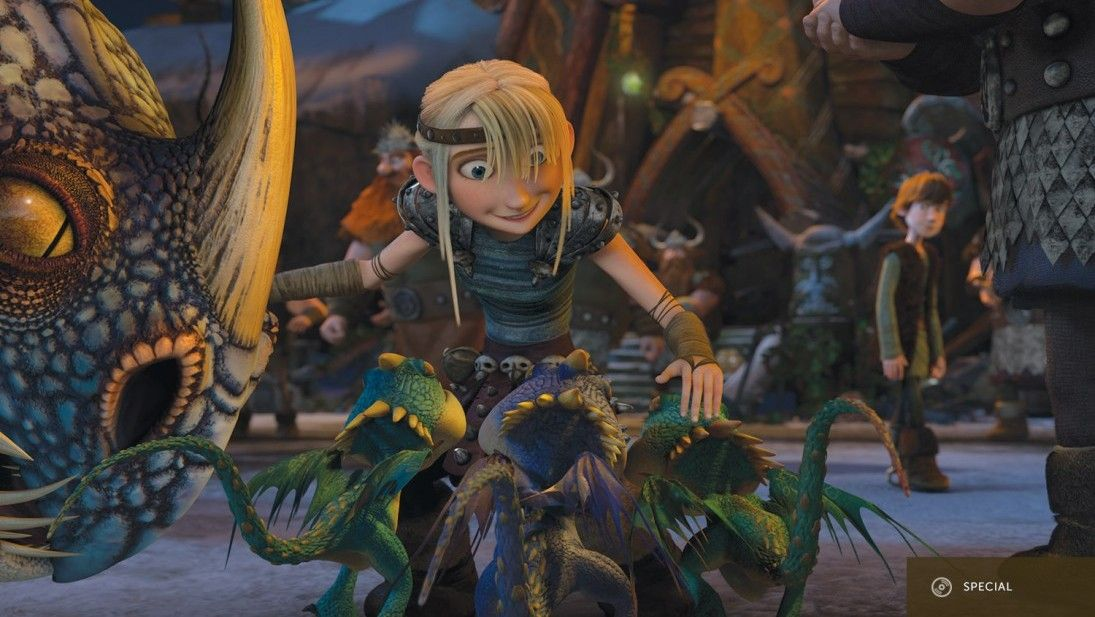 Baby Nadder  Dragonpedia  How To Train Your Dragon  How To