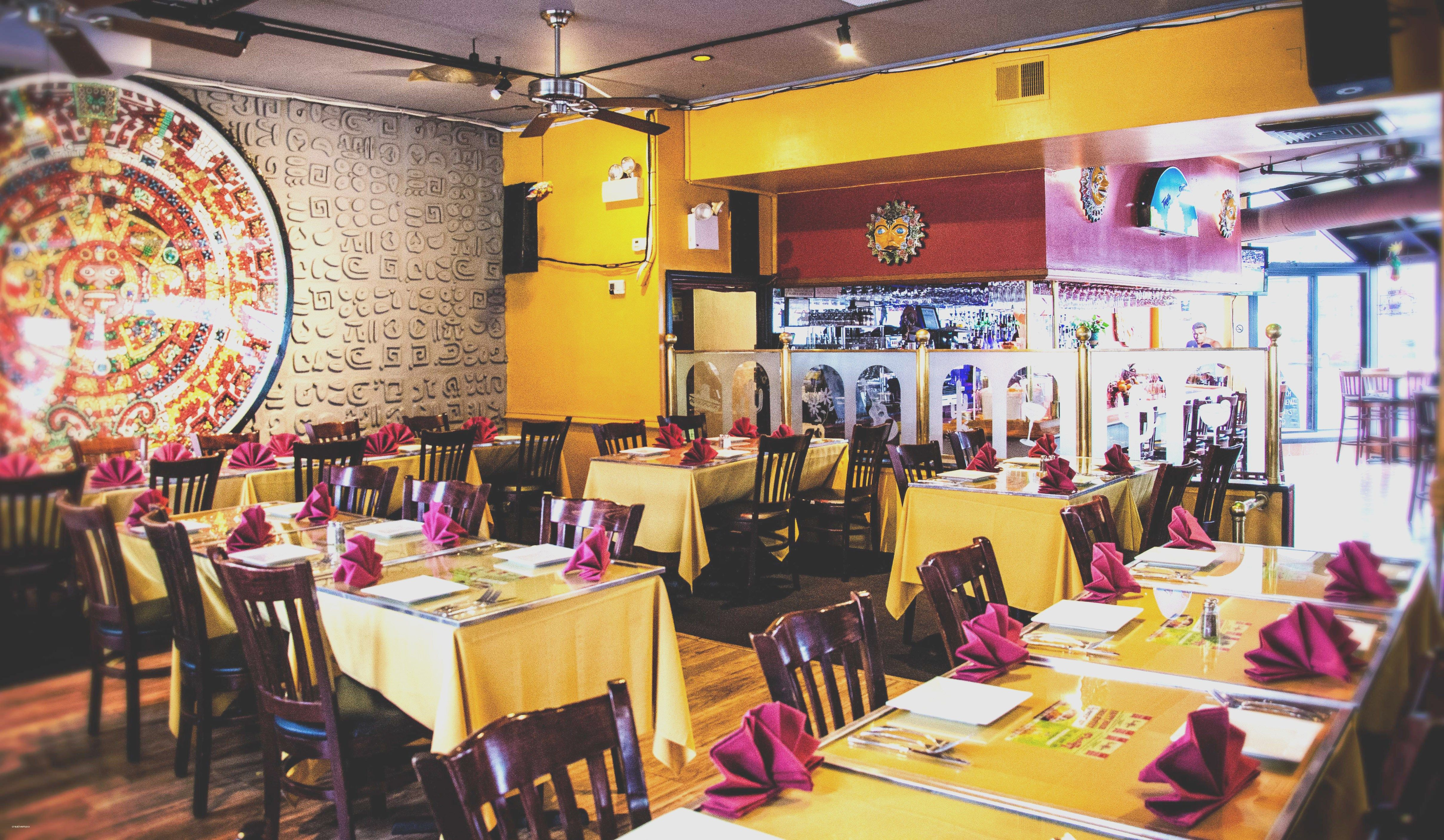 Lovely Mexican Restaurant Decor Interior Design Mexican restaurant