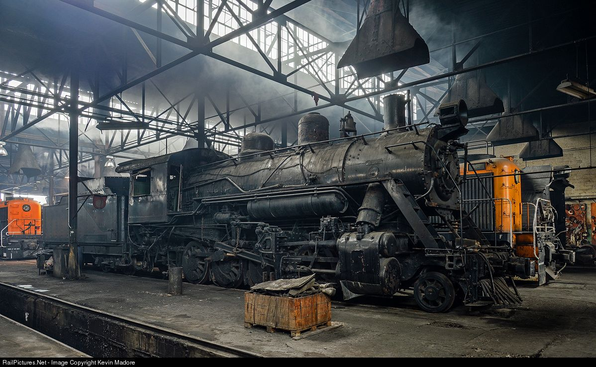 Railpictures Net Photo Nn 81 Nevada Northern Railway Steam 2 8 0 At Ely Nevada By Kevin Madore Nevada Northern Nevada Travel Railroad Photography