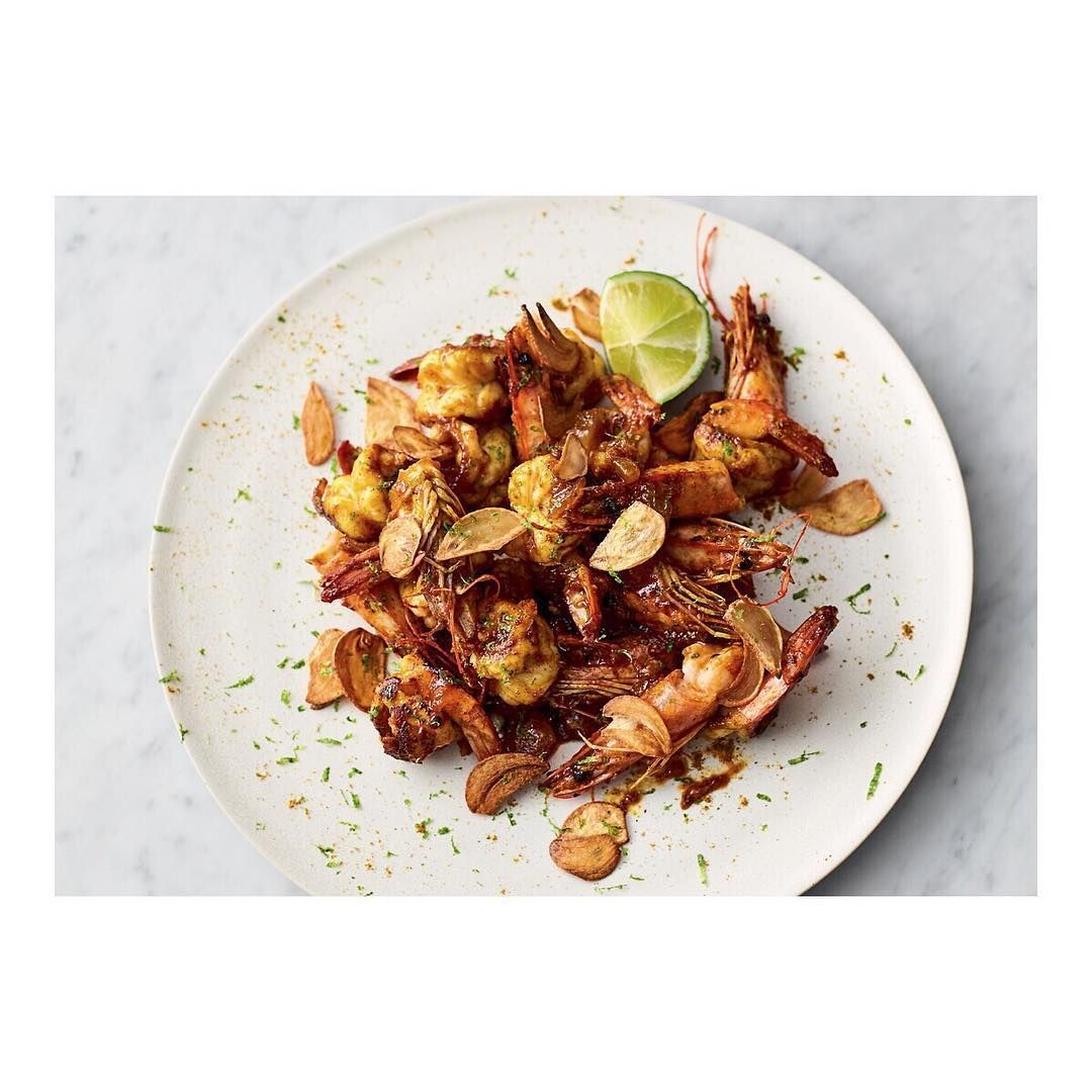 Jamies 5-Zutaten-Küche hält für euch u.a. dieses Curry mit Mango und ...