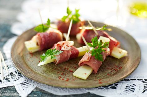 Canap s canapes real foods and figs for French canape ideas