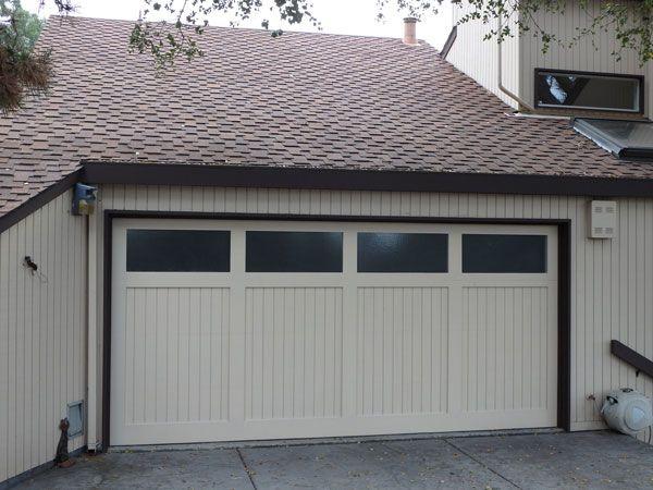 Custom Paint Grade Doors Residential Garage Doors Garage Doors