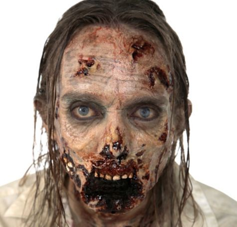 Zombie Missing Jaw Prosthetic - Party City Canada