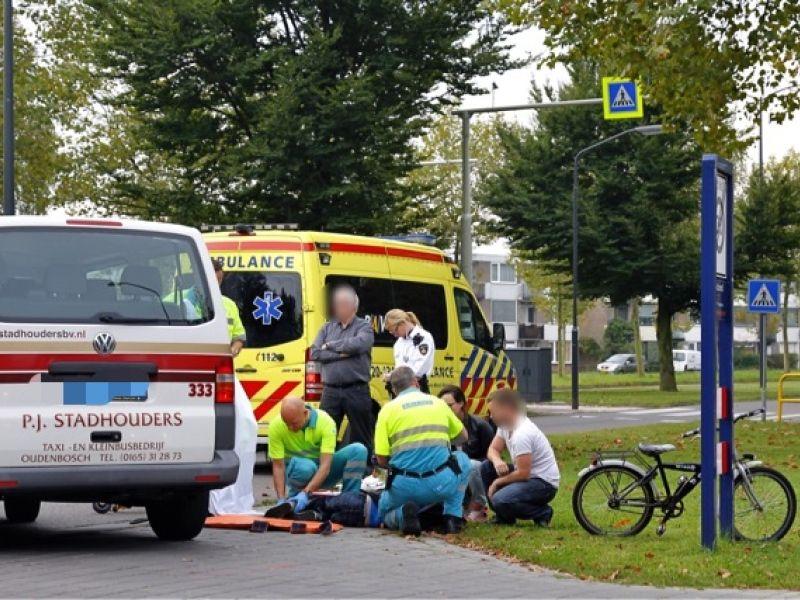 Jongen Gewond Na Ongeval In Oosterhout Jongen