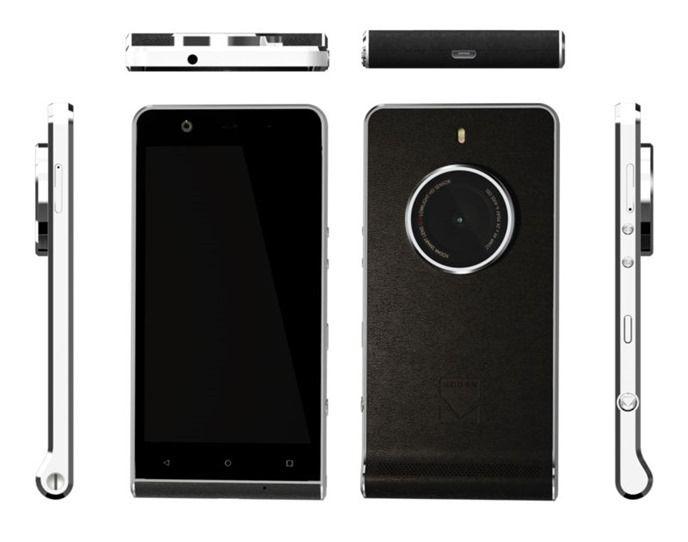 EKTRA o smartphone para fotógrafos
