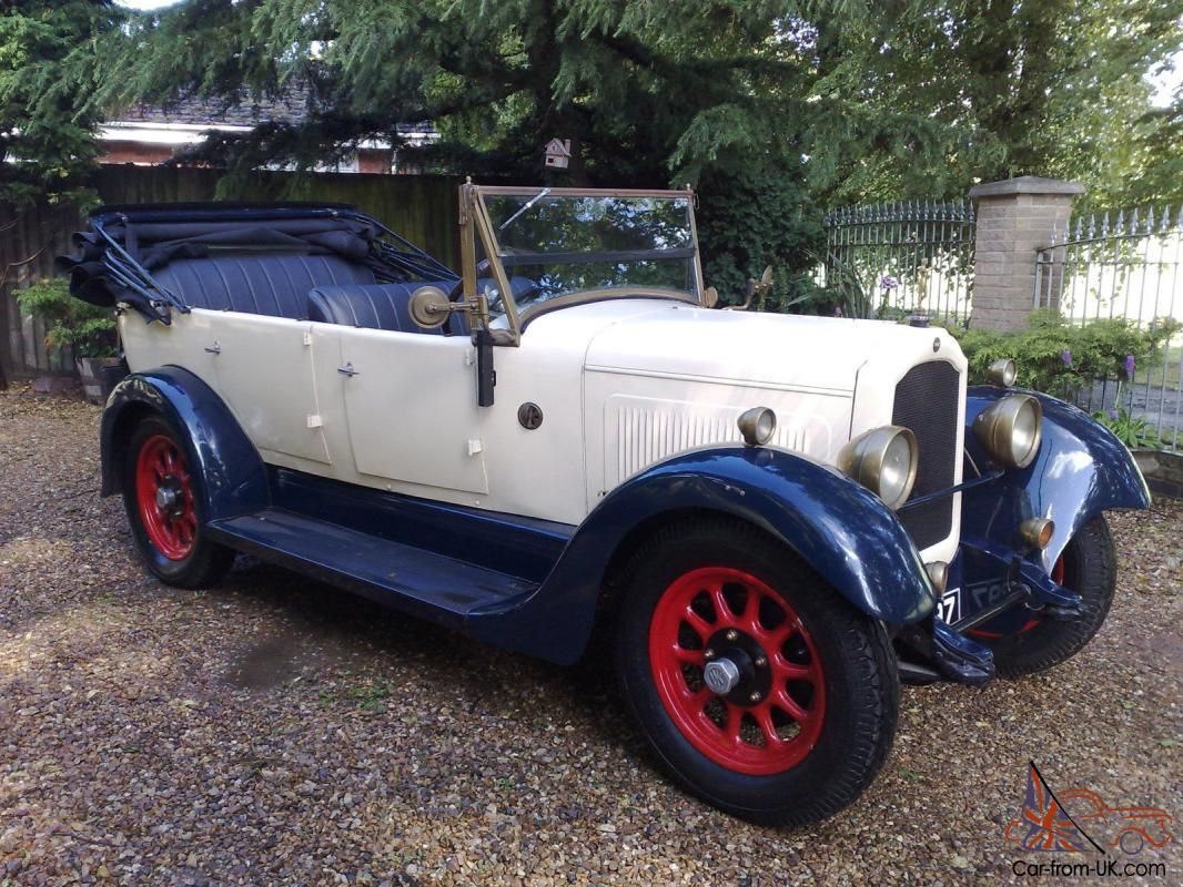 Willys Knight-Crossley 70A tourer 1928 classic car wedding car for ...