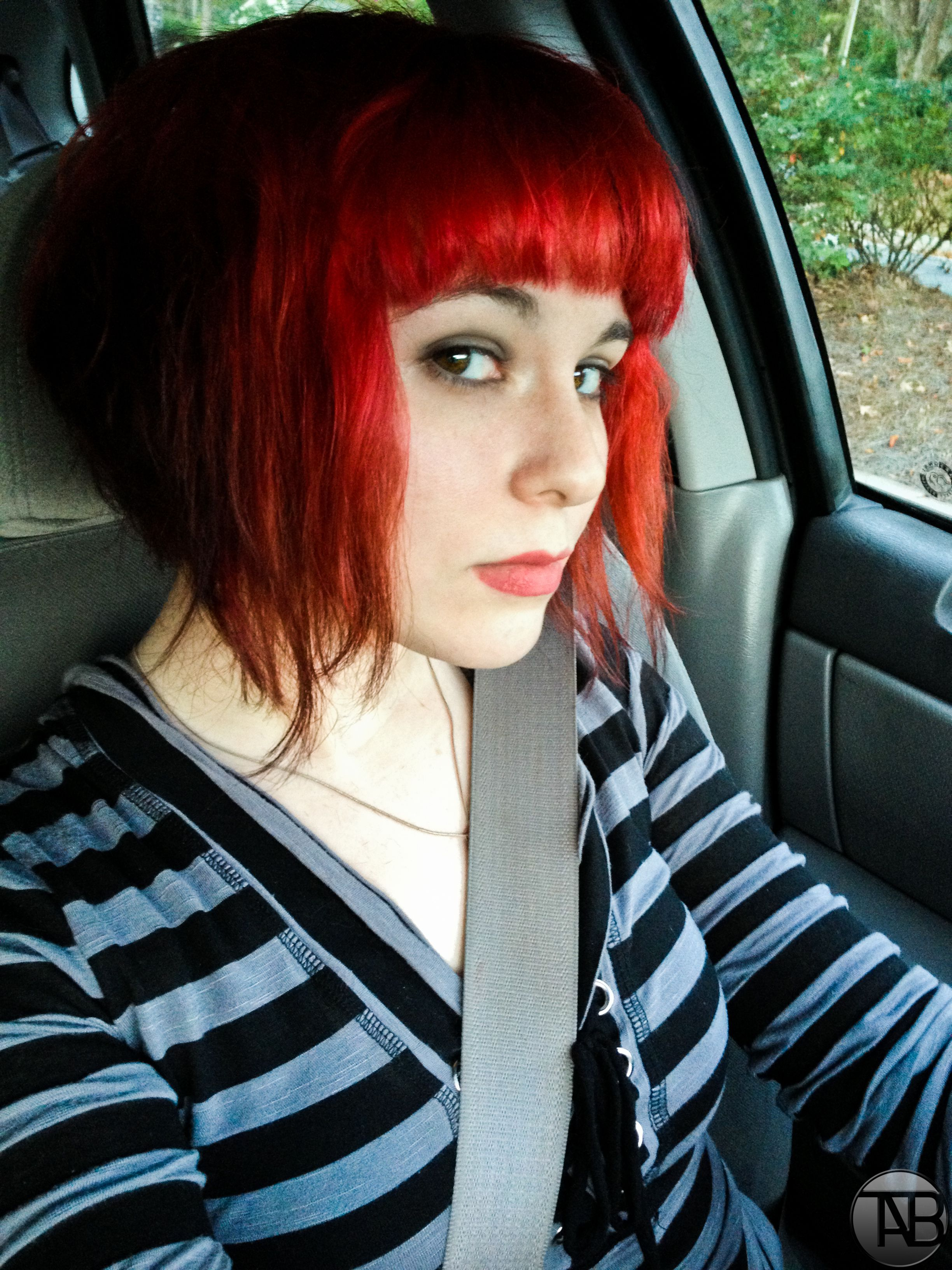 Just cut my hair ramona flowers style loving it d hair and stuff