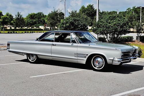 1966 Chrysler 300 Coupe The Material Which I Can Produce Is