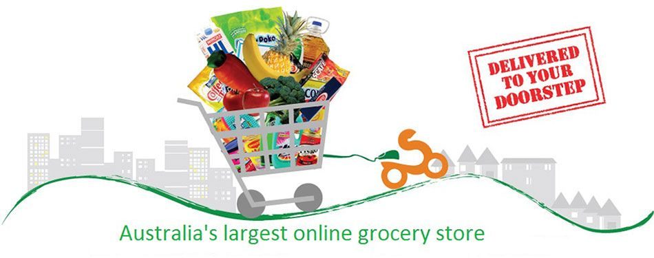 Online Food Shop Offers