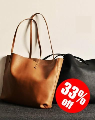 41fd83ec2e2 Handmade Leather handbag shoulder bag large tote for women leather ...