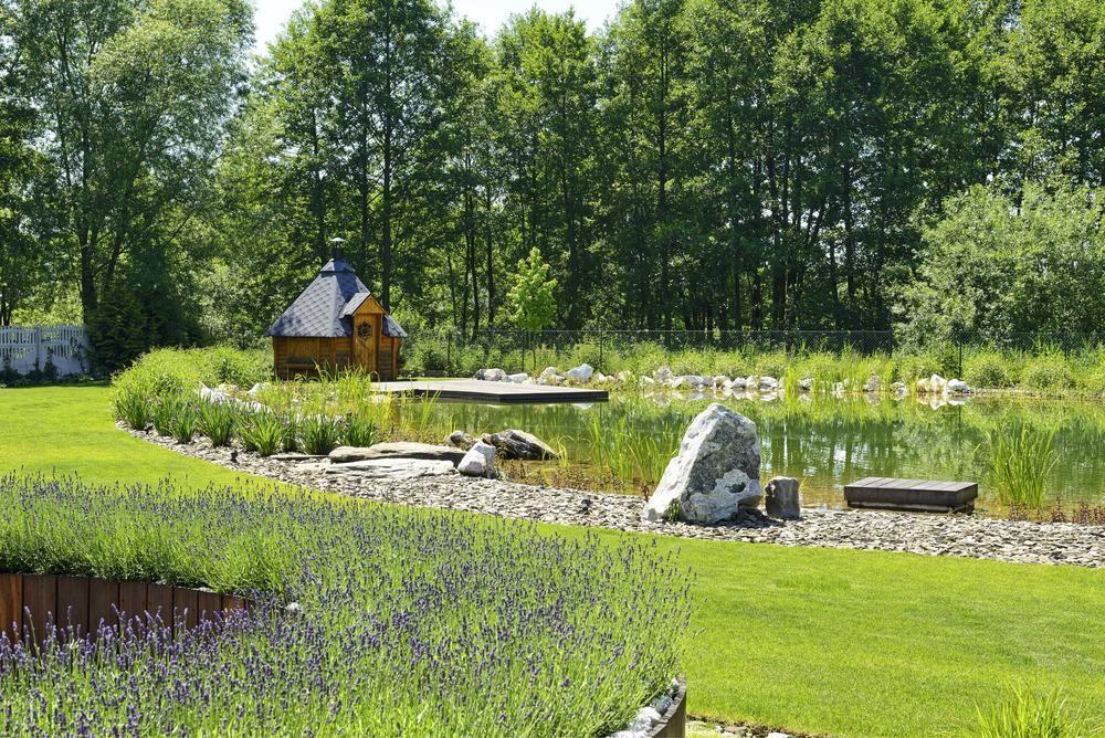 Gestaltungstipps Fur Grosse Garten Bepflanzung Garten Grosser Garten