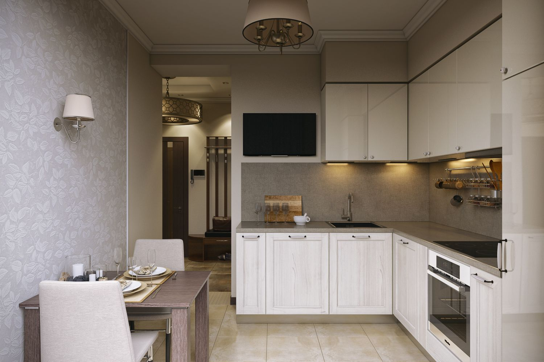 Дизайн кухни 8 кв. м фото. Кухня 8 метров в современном ...