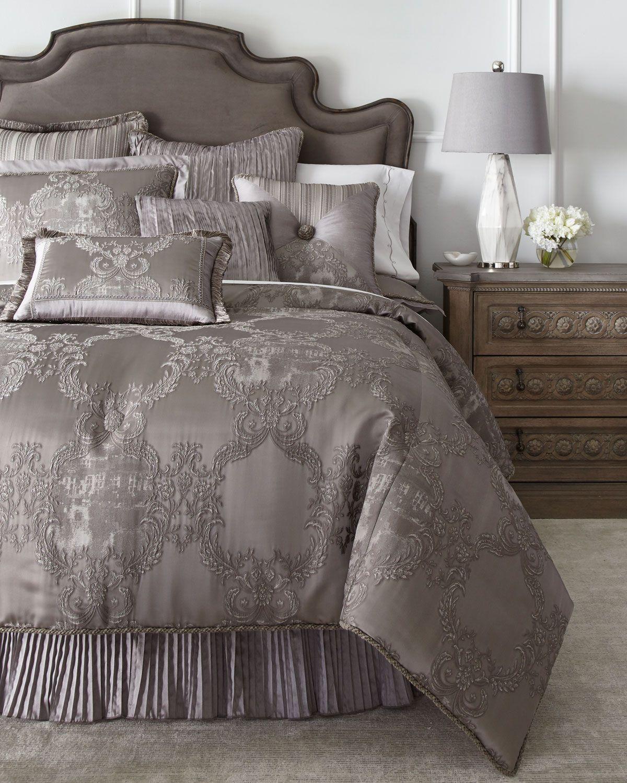 a69845dfa7 Charisma Hampton Queen Duvet Set and Matching Items. Austin Horn Classics  Prestige Bedding & Matching Items   Neiman Marcus
