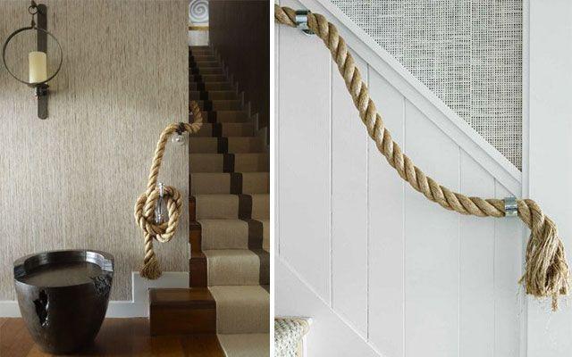 Pasamanos modernos para escaleras de dise o disseny - Pasamanos de madera modernos ...
