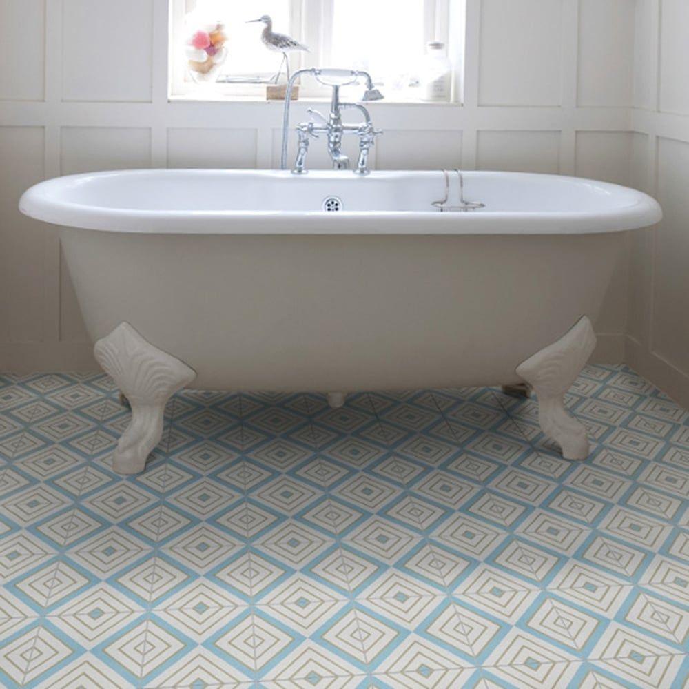 Cau0027Pietra Encaustic Darcy Pattern Tile. Darcy Cement Encaustic Tile By  Cau0027Pietra