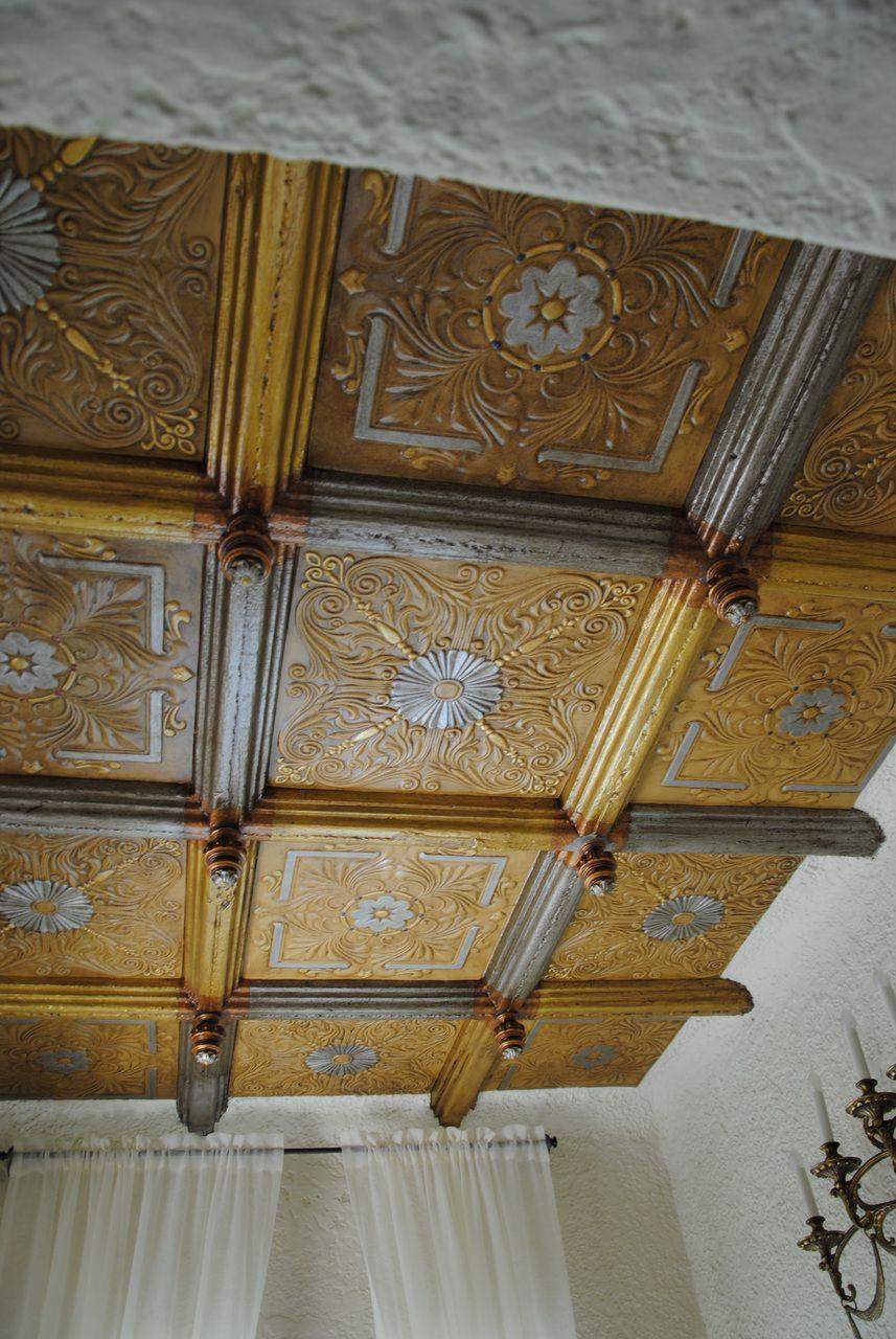 Spanish silver styrofoam ceiling tile 20x20 r139 easy spanish silver styrofoam ceiling tile 20x20 dailygadgetfo Gallery