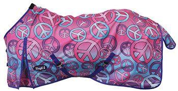 600d Waterproof Turnout Blanket Candy Peace Winyourwishlist Horse Blankets Horse Blankets Winter Waterproof Blanket