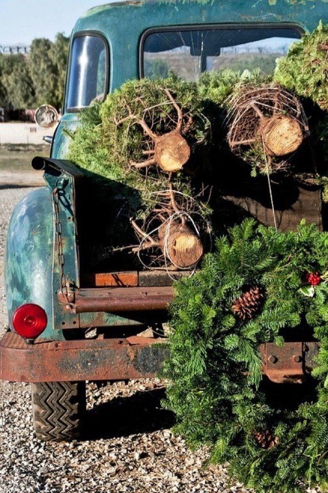 Deck The Halls Christmas Christmas Tree Farm Christmas Decorations