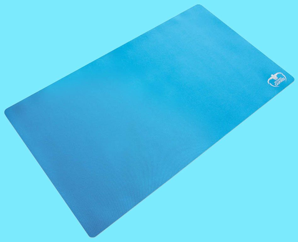 ULTIMATE GUARD CHROMIASKIN STRATOSPHERE 61x35 PLAYMAT Color Changing Blue ccg