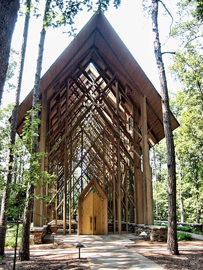 If I Were To Ever Renew My Vows With Chad This Might Just Be Where Would Do It Anthony Chapel At Garvan Woodland Gardens Hot Springs Arkansas