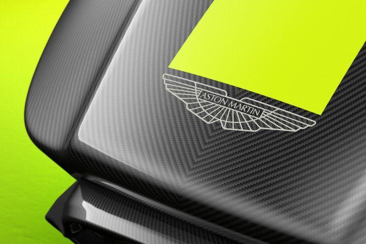 The Aston Martin Amr C01 Aston Martin Aston Racing Simulator