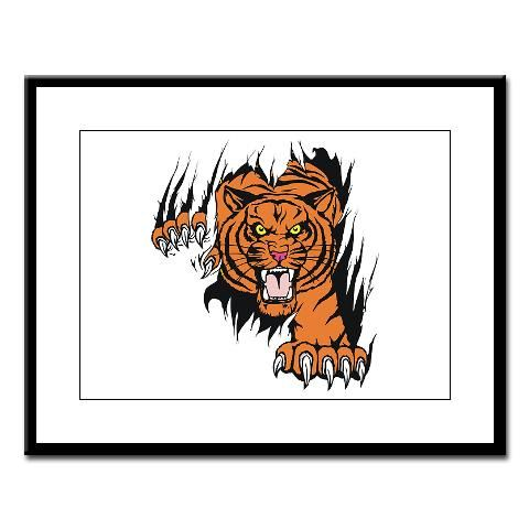 tiger paw clip art http etc usf edu clipart 15100 15159 rh pinterest com  etc usf clipart my search