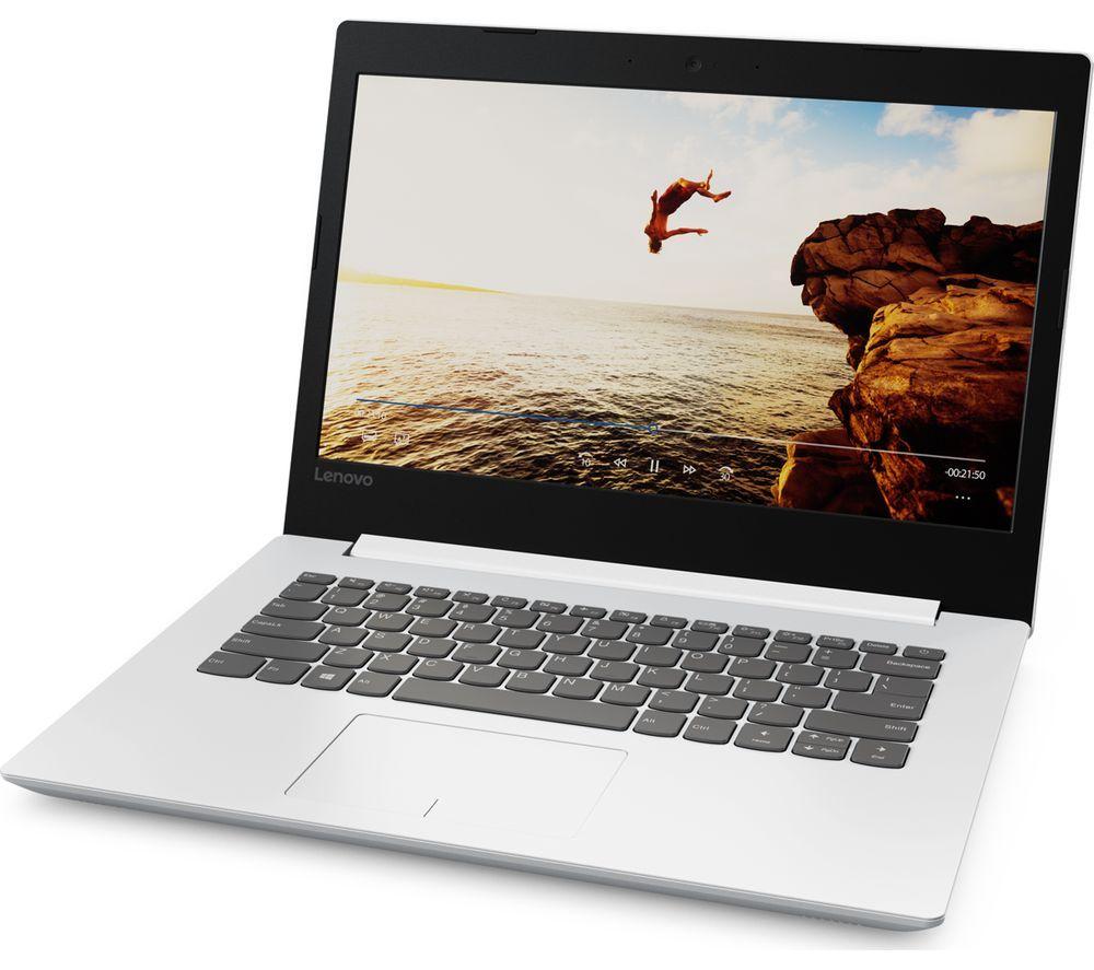 Výsledek obrázku pro Lenovo IdeaPad 320-14AST white