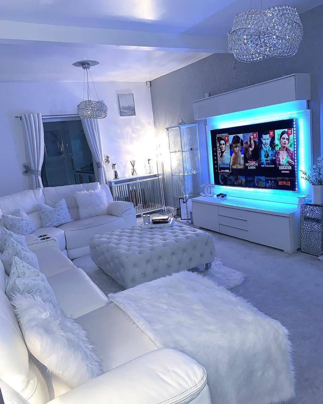 Pinterest Melanin Goddezz In 2020 Dream House Interior Dream Living Rooms Living Room Decor Cozy