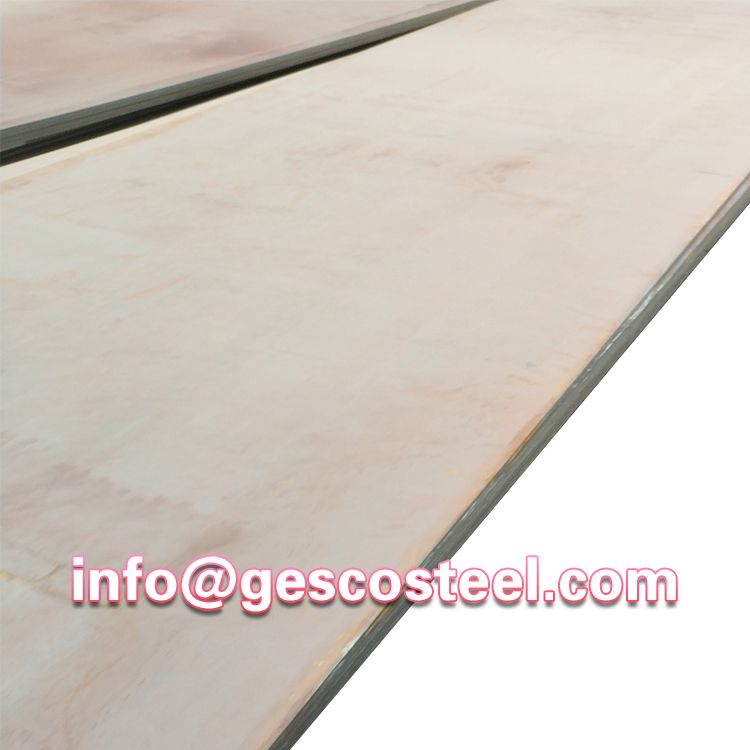 Astm Standard Corten A Steel Plate Hot Rolled Steel Plate For Project Corten Steel Steel Plate Corten