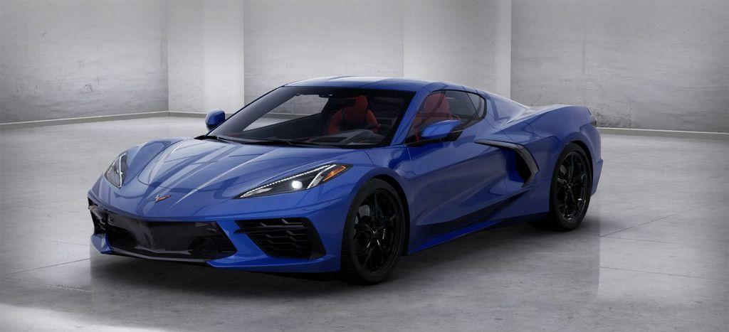 Necesitas Un Corvette 2020 Y No Puedes Esperar Entra A Su Configurador En Linea Y Deja Volar Tu Imaginacion Corvette Corvette Stingray Coches De Lujo