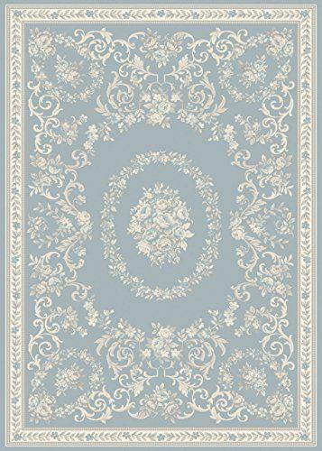 Teppich Wohnzimmer Orient Carpet Design ECHO DAUPHIN RUG 100