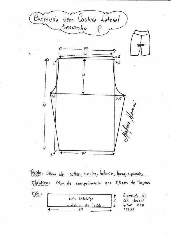 Шитье ✂ | 裤子 | Pinterest | Costura, Ropa and Coser ropa