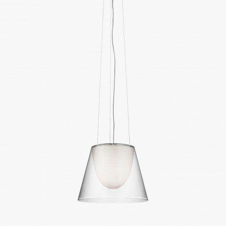 KTribe S2, designed by Philippe Starck, 2005, moyen modèle : Suspensions Flos - Le Bon Marché Rive Gauche