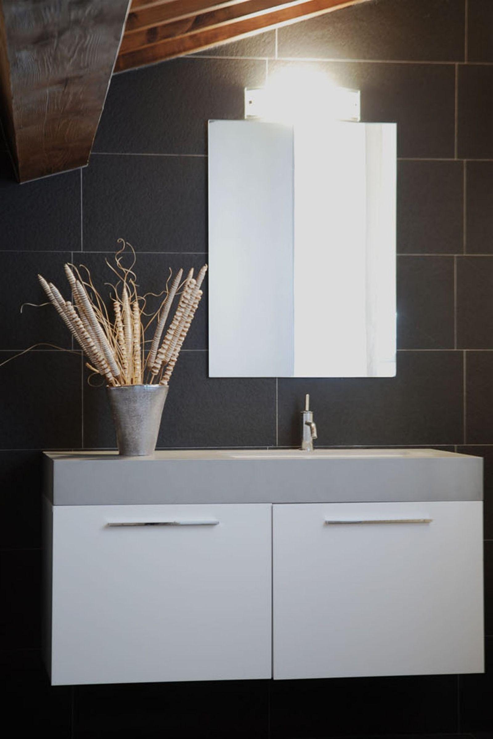 OPERASTUDIO - Project - Interior renovation - #Tuscany #villa #bathroom