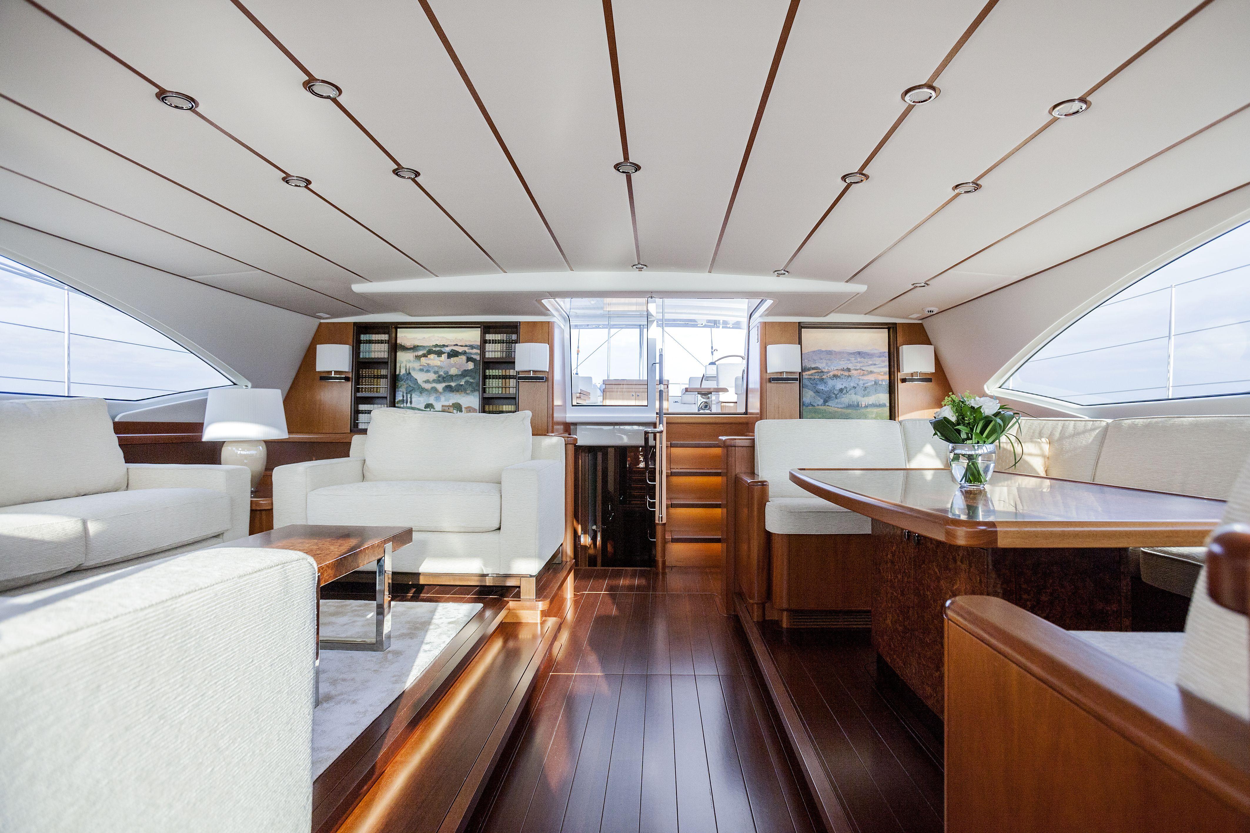 Innenarchitektur Yacht swan 105 rs boats sail mega