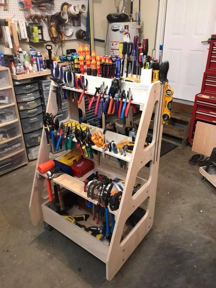 75 clever garage organization ideas 31 garage storage on clever garage organization ideas id=91185