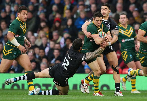 Cooper Cronk Photos Photos New Zealand V Australia Rugby League World Cup Final Australia Rugby Rugby League Rugby League World Cup