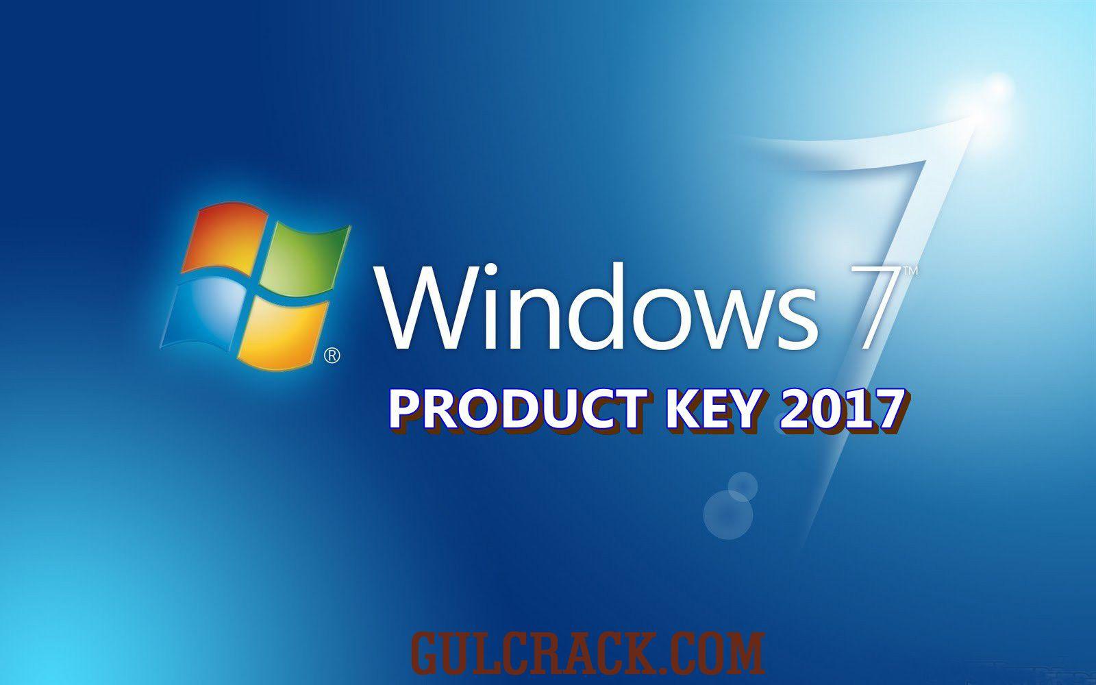 windows 7 ultimate key working