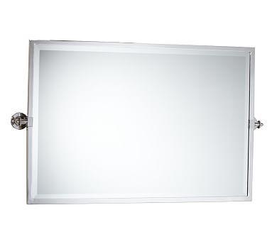 Kensington Pivot Mirror Extra Large Wide Rectangle