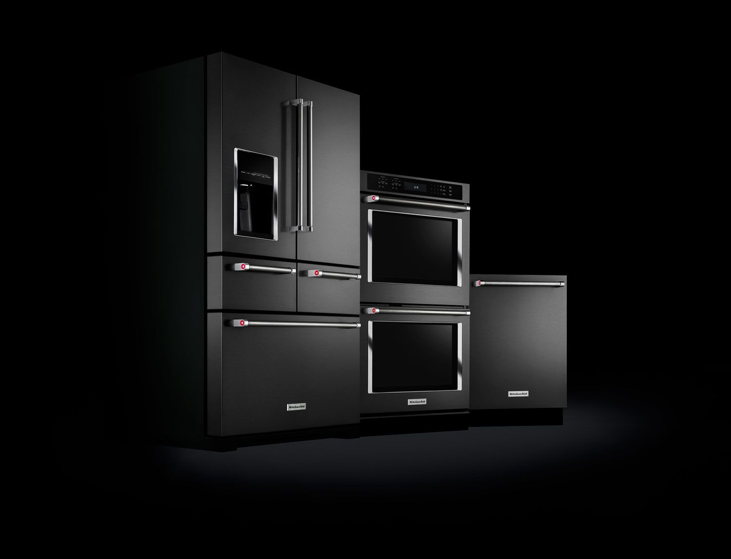 Black Kitchen Appliance Package Surprisingly Sustainable Modern Homes Beautiful New Kitchen And