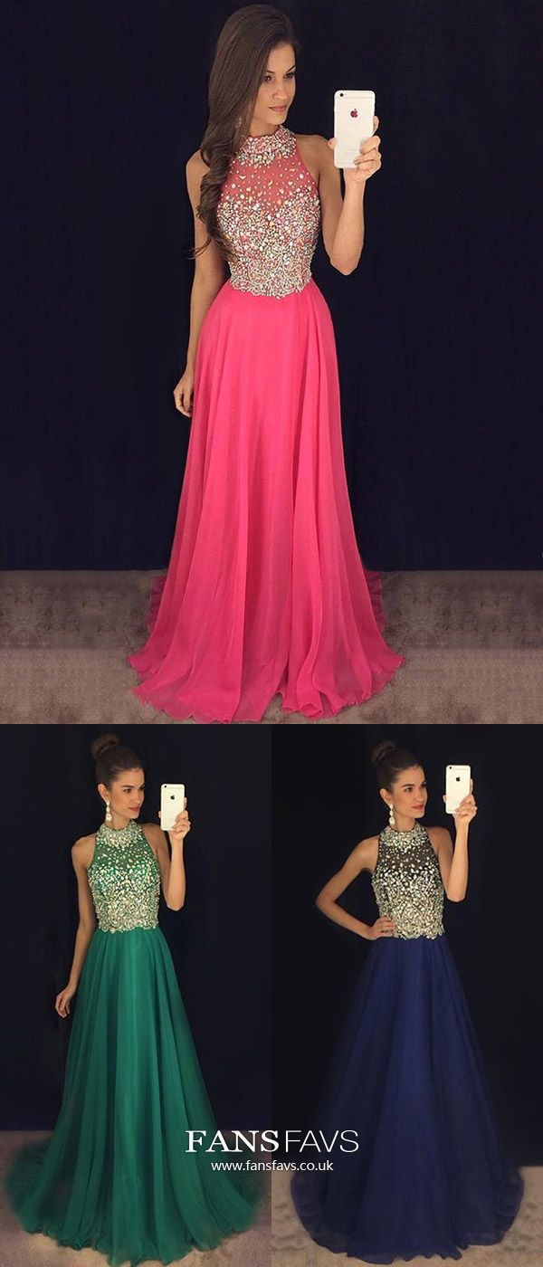 Long prom dresses for teensred prom dresses alinesparkly chiffon