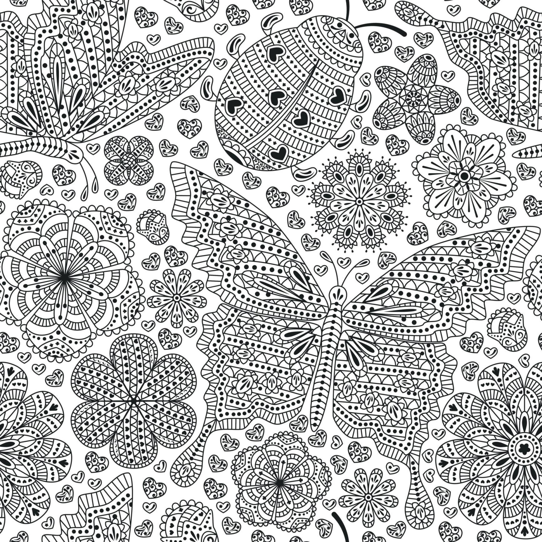 Fantástico Mandalas Para Colorear Para Adultos Fotos - Dibujos Para ...
