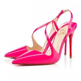 JUNE  PATENT FLUO - Louboutin