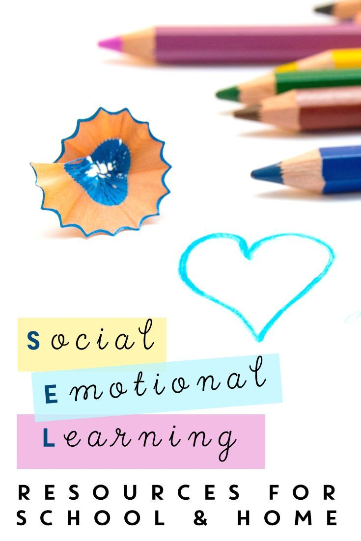 Social Emotional Learning at Home | Social emotional learning ...